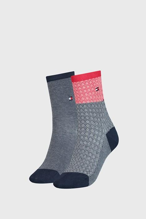 2 ПАРИ жіночих шкарпеток Tommy Hilfiger Argyle I
