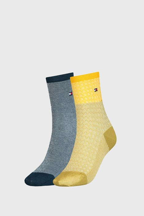 2 ПАРИ жіночих шкарпеток Tommy Hilfiger Argyle