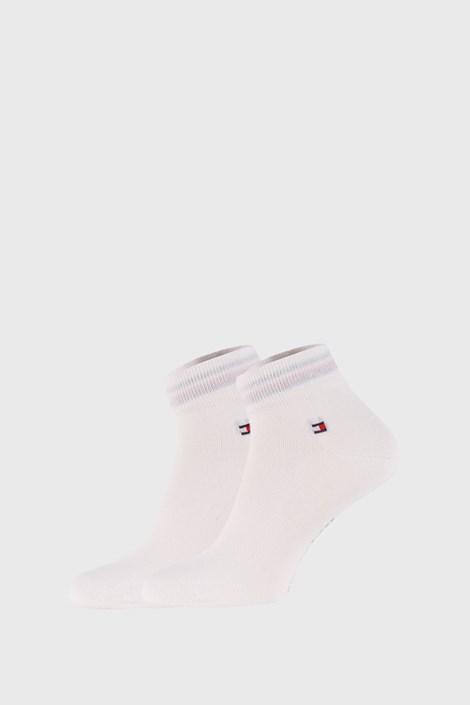 2 ПАРИ білих шкарпеток Tommy Hilfiger Quarter