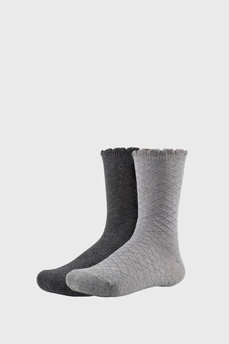 2 ПАРИ теплих шкарпеток для дівчаток Lovely