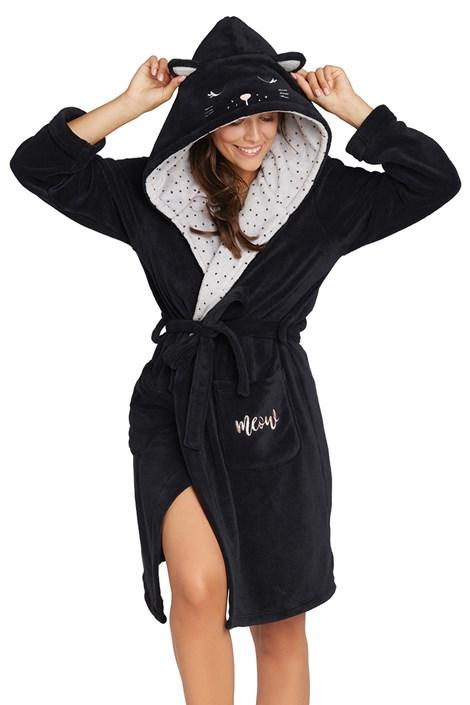 Жіночий теплий халат Darbi