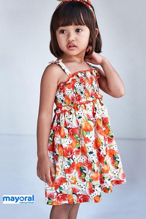 Сукня для дівчаток з повязкою Mayoral Melone