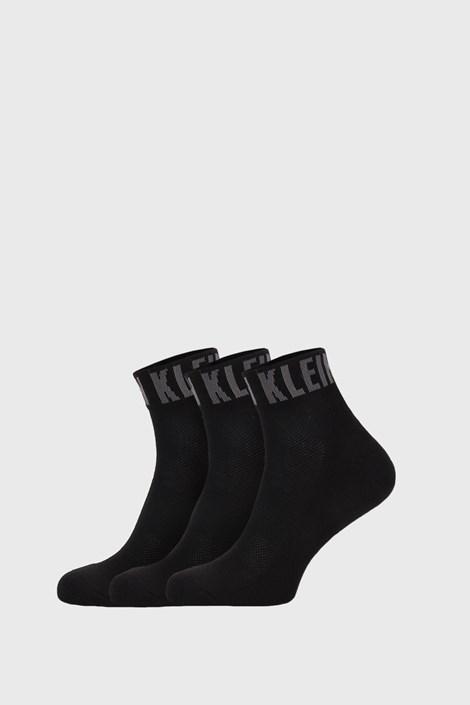 3 ПАРИ чорних шкарпеток Calvin Klein Drake