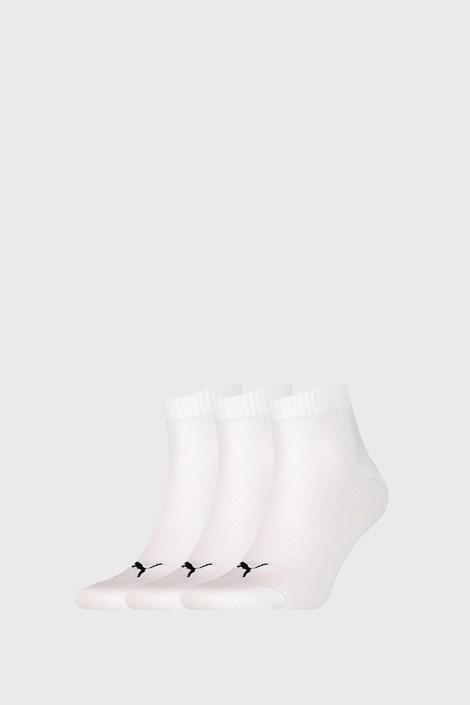 3 ПАРИ білих шкарпеток Puma Quarter Plain