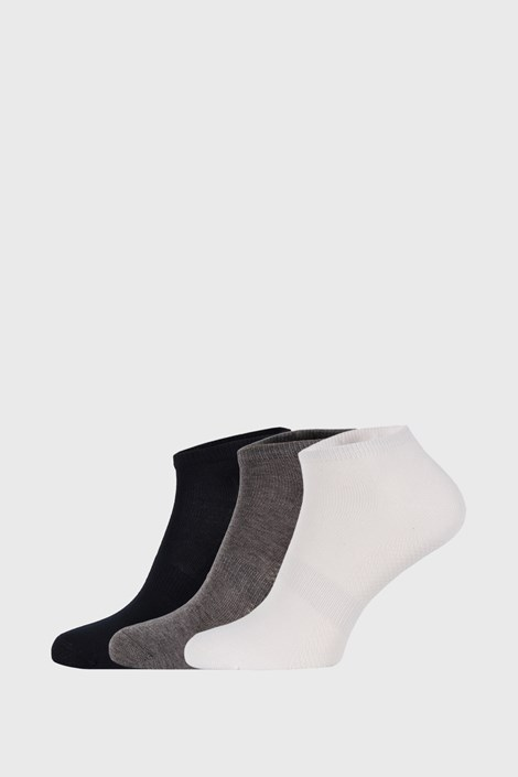 3 ПАРИ дитячих спортивних шкарпеток Basic