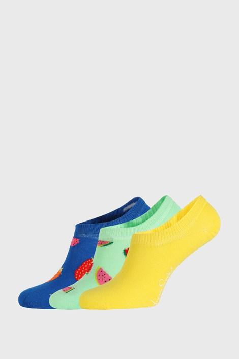 3 ПАРИ шкарпеток Happy Socks Fruits No Show
