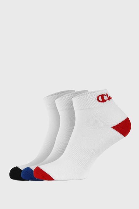 3 ПАРИ білих низьких шкарпеток Champion