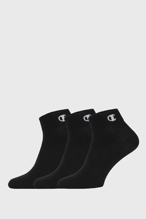 3 ПАРИ чорних низьких шкарпеток Champion