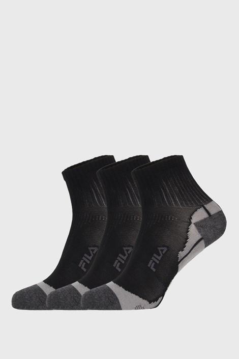 3 ПАРИ чорних шкарпеток FILA Multisport