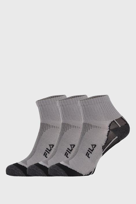 3 ПАРИ сірих шкарпеток FILA Multisport