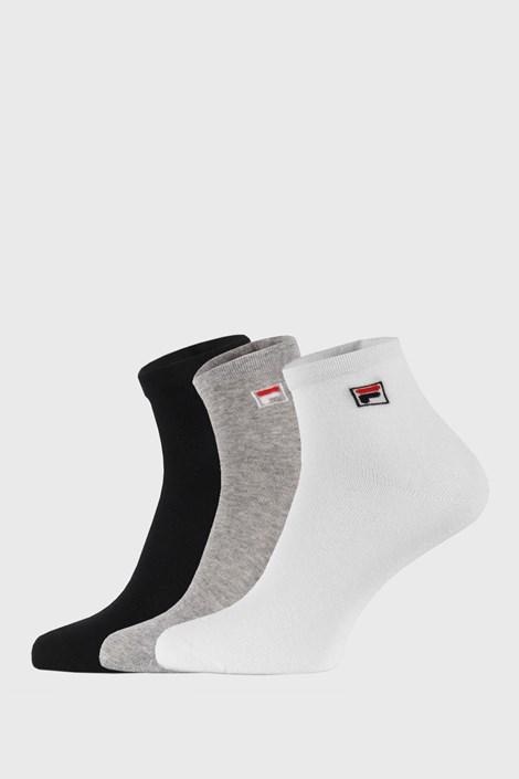 3 ПАРИ різнокольорових шкарпеток FILA