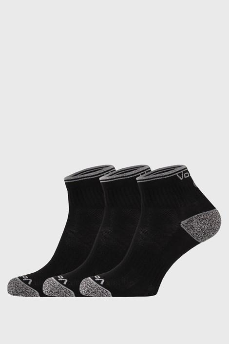 3 ШТ спортивних шкарпеток Ray чорних