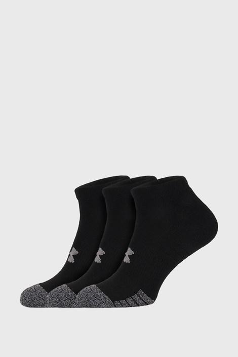 3 ПАРИ чорних шкарпеток Under Armour Locut