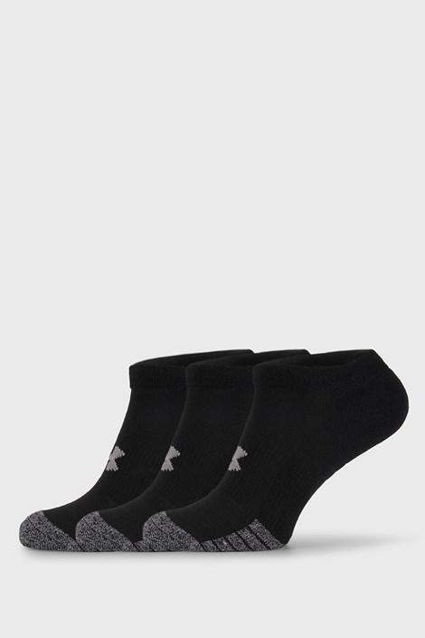 3 ПАРИ чорних шкарпеток Under Armour