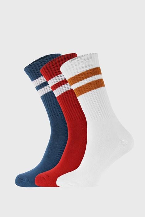 3 ПАРИ кольорових шкарпеток Active