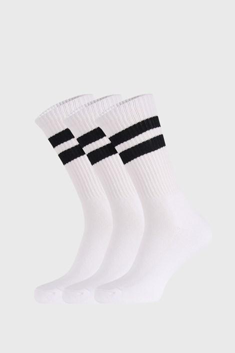 3 ПАРИ білих шкарпеток Active