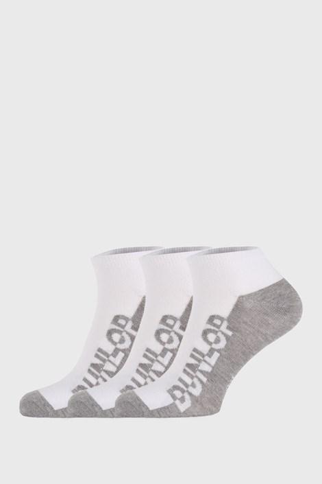 3 ПАРИ білих шкарпеток Dunlop