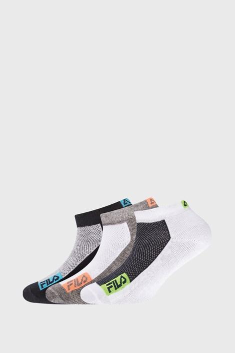 3 ПАРИ дитячих спортивних шкарпеток FILA Invisible