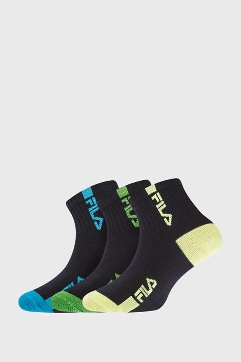 3 ПАРИ дитячих шкарпеток FILA Fluo