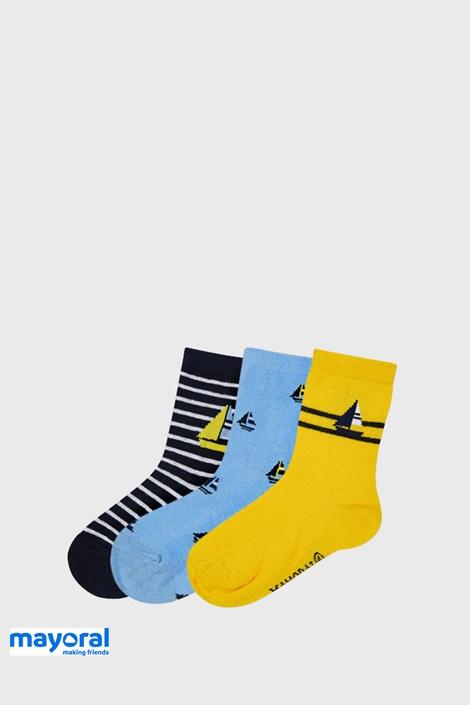 3 ПАРИ шкарпеток Mayoral Sailing
