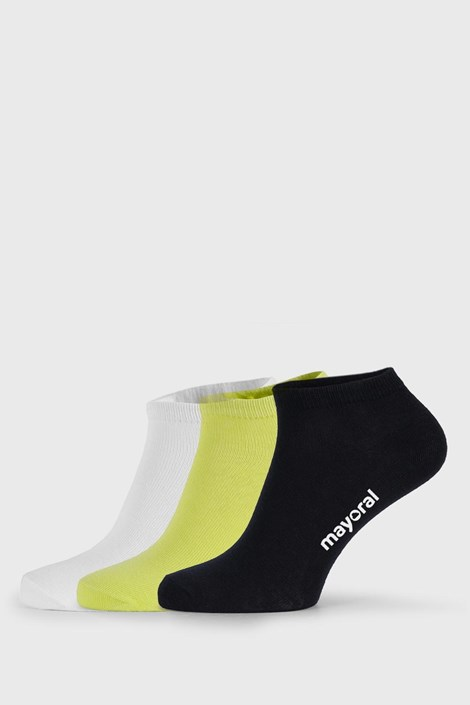 3 ПАРИ дитячих низьких шкарпеток Mayoral John