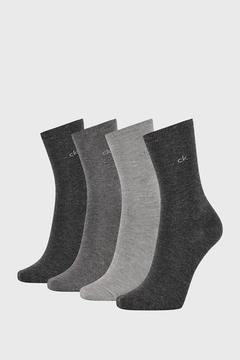 4 ПАРИ жіночих шкарпеток Calvin Klein Lola I