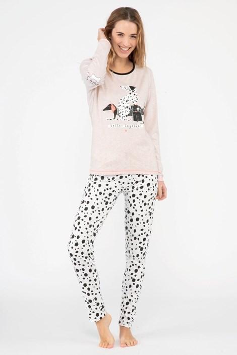 Жіноча піжама Dogs