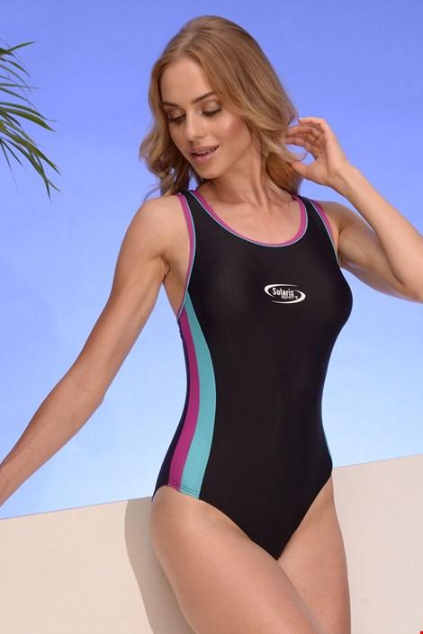 Жіночий спортивний суцільний купальник Alex 04