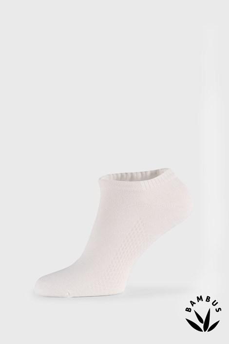 Білі шкарпетки бамбукові Bellinda Air