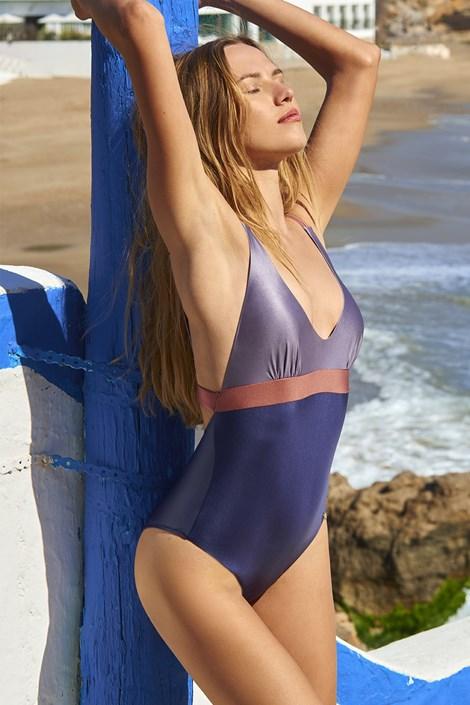 Жіночий суцільний купальник Bornita
