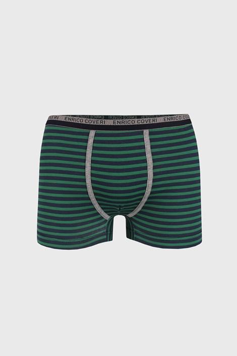 Боксерки для хлопчиків синьо-зелені