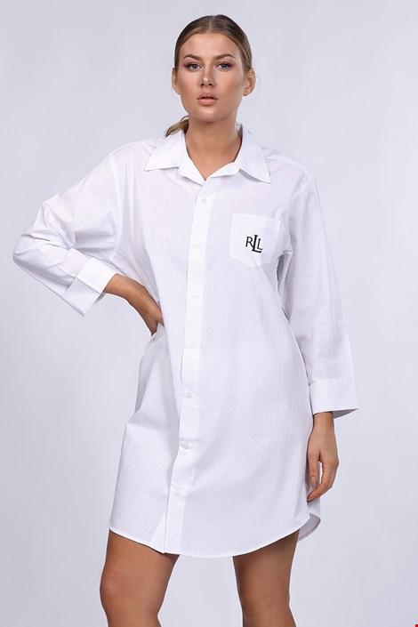 Жіноча нічна сорочка Ralph Lauren біла