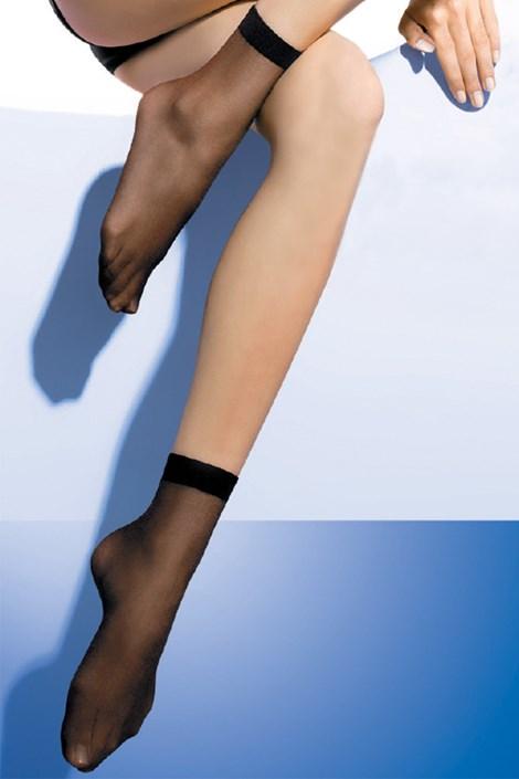 2 ПАРИ нейлонових шкарпеток LAR 15 DEN