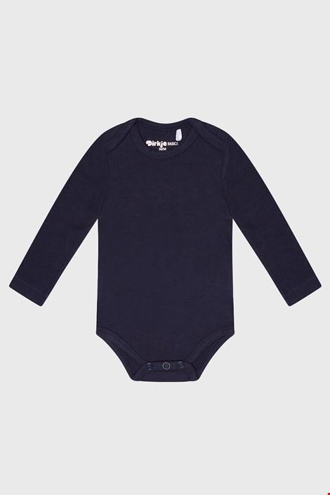 Боді з довгими рукавами для хлопчиків Baby синє
