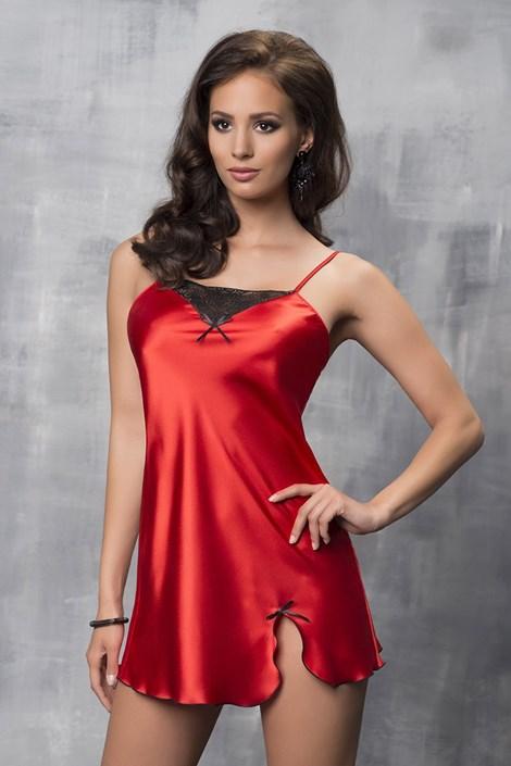 Атласна сорочка Tare Red