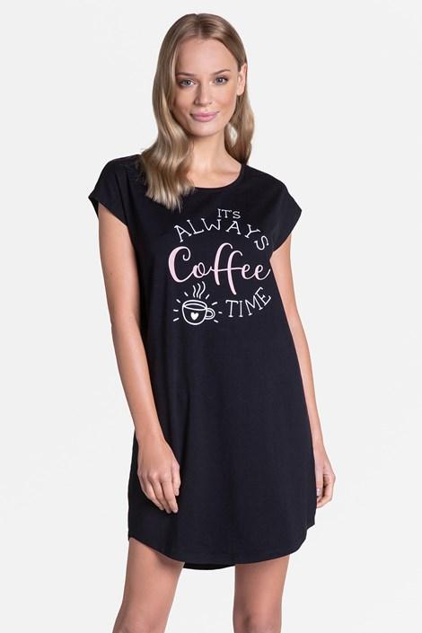 Жіноча нічна сорочка Coffee Time