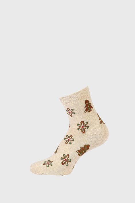 Дитячі різдвяні шкарпетки Flake
